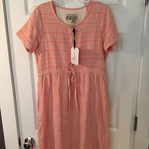 Ace & Jig Camille dress NWT